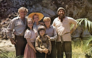 Swiss Family Robinson Cast
