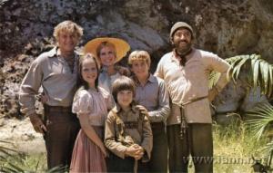 Swiss Family Robinson Cast